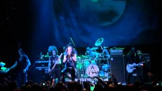 2014.02.17 Moonspell (full live concert) [Gramercy Theatre, New York City] part1