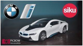 Siku 1458 BMW i8 Review