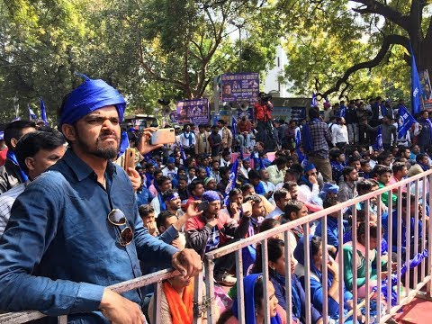 Bhim Army's Yuva Hunkar Rally: People Speak Up Against Dalit Atrocities