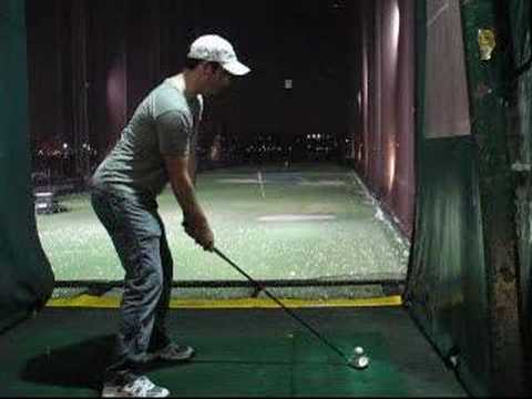 need help with my golf swing