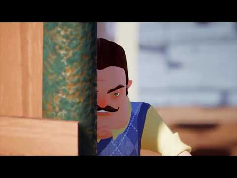 Hello Neighbor PS4 - Hello Neighbor Video Game UK