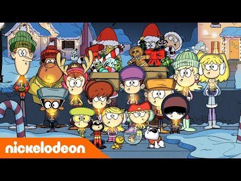 Una Casa de Locos | Unas Navidades Muy Ruidosas | España | Nickelodeon en Español