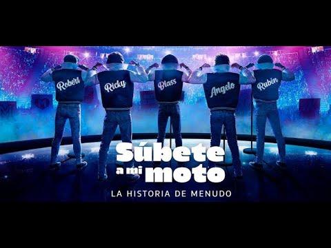 Súbete a mi moto   Trailer en español   Avance HD