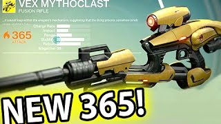 FIRST 365 VEX MYTHOCLAST! Destiny House of Wolves Gameplay, Reef Tour