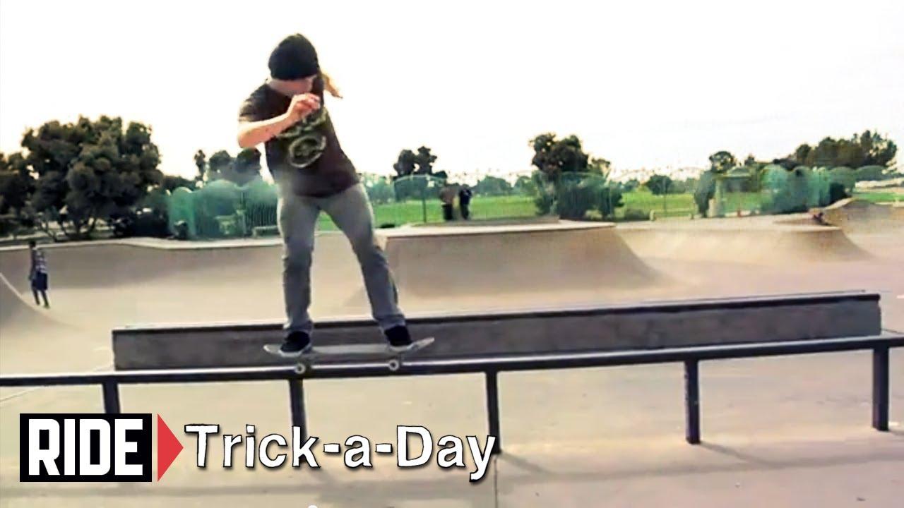 Top 10 Rollerblade Tricks - rogerskateboards.com