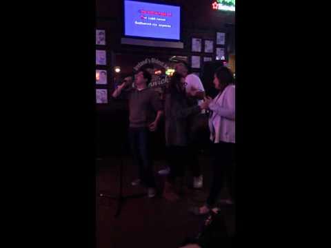 Roadhouse Frozen Karaoke pt 2