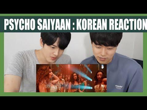 Download Lagu  Psycho Saiyaan Reaction by Korean Dost | Saaho | Prabhas, Shraddha Kapoor Mp3 Free