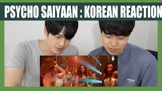 Download Mp3 Psycho Saiyaan Reaction By Korean Dost | Saaho | Prabhas, Shraddha Kapoor Gudang lagu