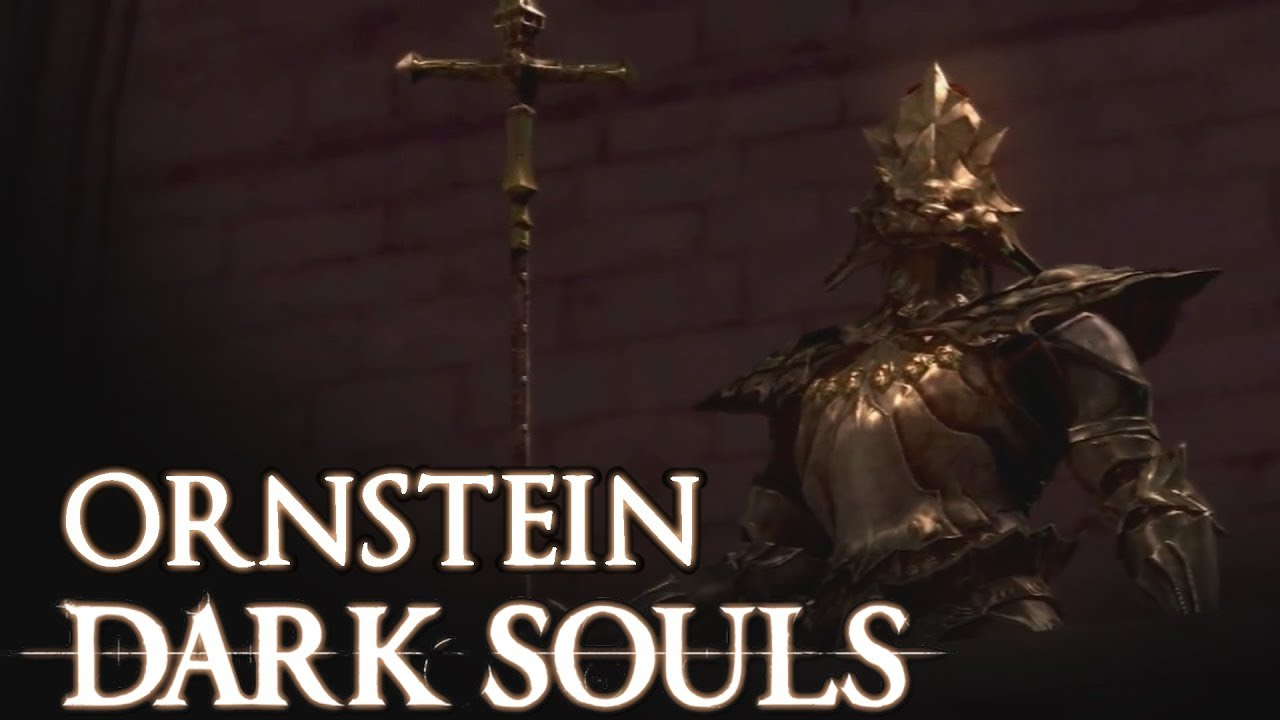 Dark Souls História - Ornstein, o Cavaleiro Leonino