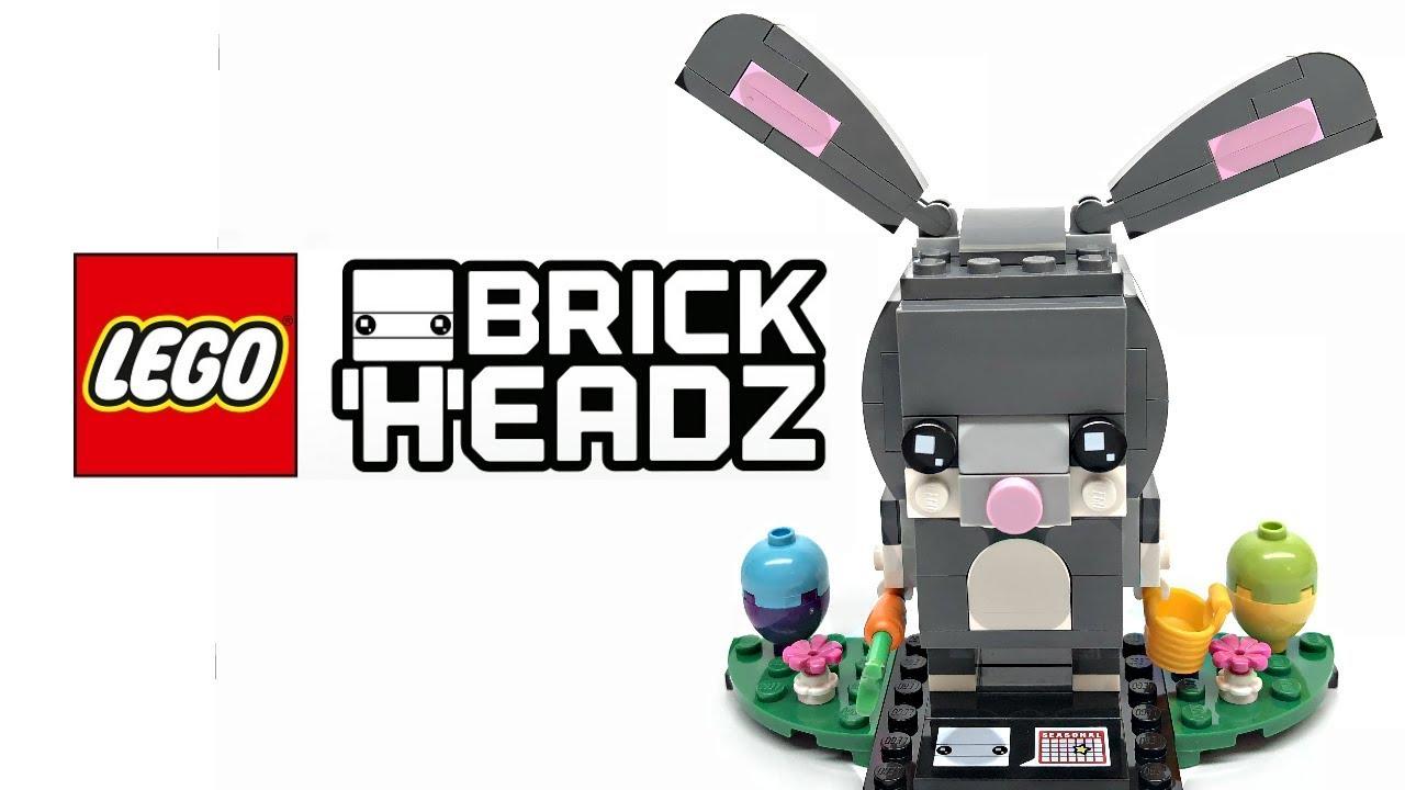 Lego BrickHeadz Bunny 40271 New