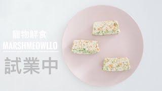 試業中!補充水份的美味鮮食 現已登場!丨麻糬貓奴鮮食商店 001