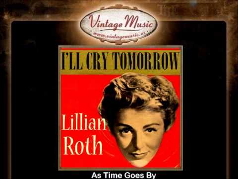 lillian-roth----as-time-goes-by