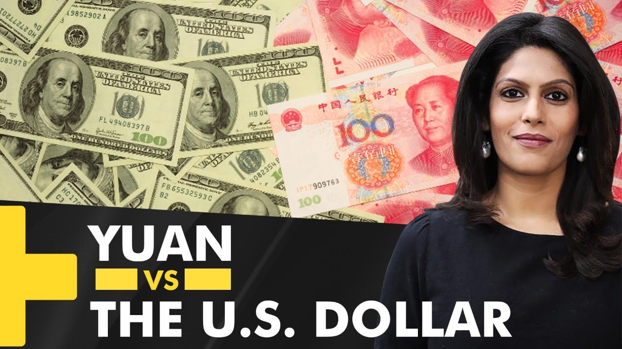 Download Gravitas Plus: Does the Yuan pose a threat to the U.S. Dollar?