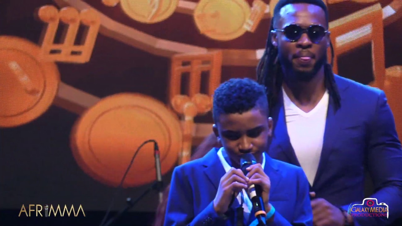 FLAVOUR AND SEMAH PERFORMANCE AFRIMMA DALLAS