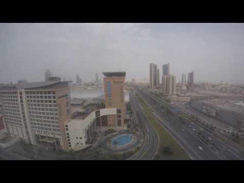 Bahrain time lapse