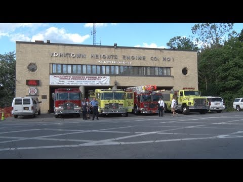 Traffic Alert For Yorktown Heights Engine Co. No. 1 FD Parade & Carnival