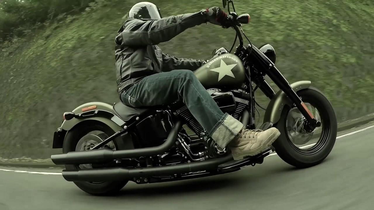Harley Davidson Slim: 2017 Harley-Davidson Softail Slim S