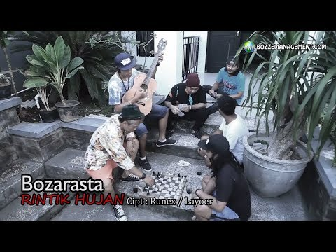 BOZARASTA - RINTIK HUJAN [ OFFICIAL MUSIC VIDEO ]