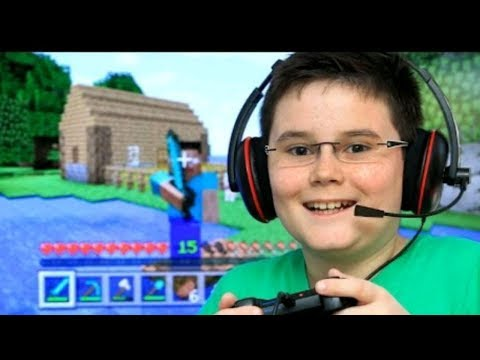 Minecraft Kids In The Talent Show (CRINGE)