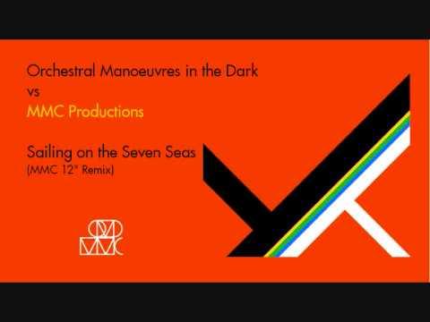 O.M.D. - Sailing On The Seven Seas (MMC 12' Remix)