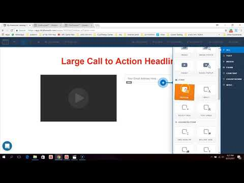 Free Click Funnel Tutorial - How to Build your First Click Funnel