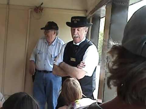 Family Trip to Railtown (Jamestown, Ca.)