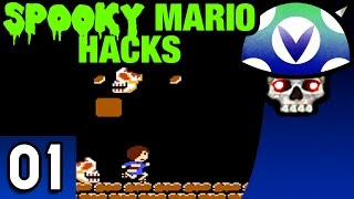 [Vinesauce] Joel - Spooky Mario Hacks ( Part 1 )