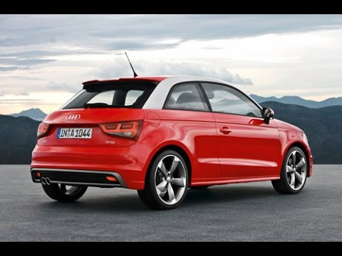 audi a1 how to replace rear lights youtube. Black Bedroom Furniture Sets. Home Design Ideas