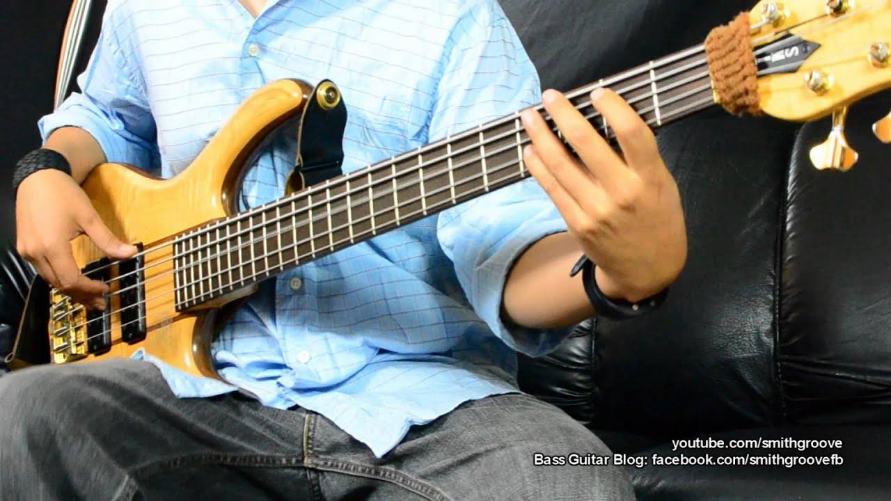 luis miguel alguien o tú bass cover with loop control