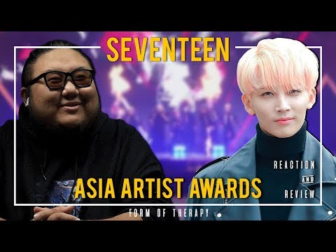 """Producer Reacts to Seventeen """"Don't Wanna Cry + Clap"""" @ AAA Asia Artist Awards"""