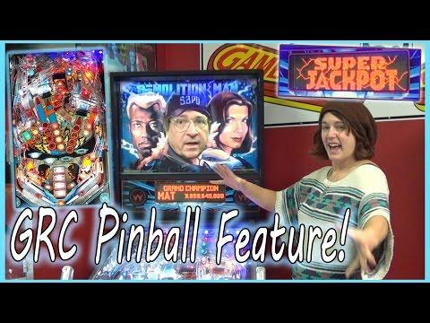 DEMOLITION MAN Pinball Machine ~ Profanity, Restoration Review, Gameplay Battle & More!