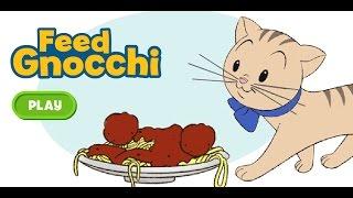CURIOUS GEORGE Feed Gnocchi