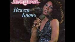 Watch Donna Summer Heaven Knows video