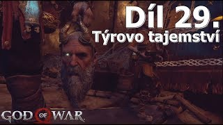 Cerberos hraje: God of War CZ #29- Týrovo tajemství