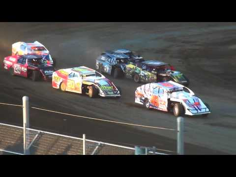 IMCA Modified Heats Independence Motor Speedway 7/29/17