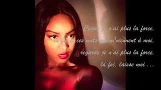 AWA IMANI - Quand tu partiras (Lyrics Video)
