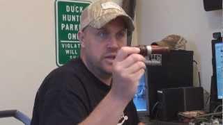 Short Reed Goose Calling Basics 101 Instructional RNT V Webisode 3_2012