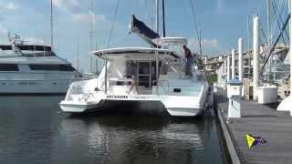 SOLD!!! Leopard 44 Catamaran at Little Yacht Sales, Kemah Texas