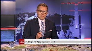 Raport - Na pytonie można się obłowić? - 13.07.2018