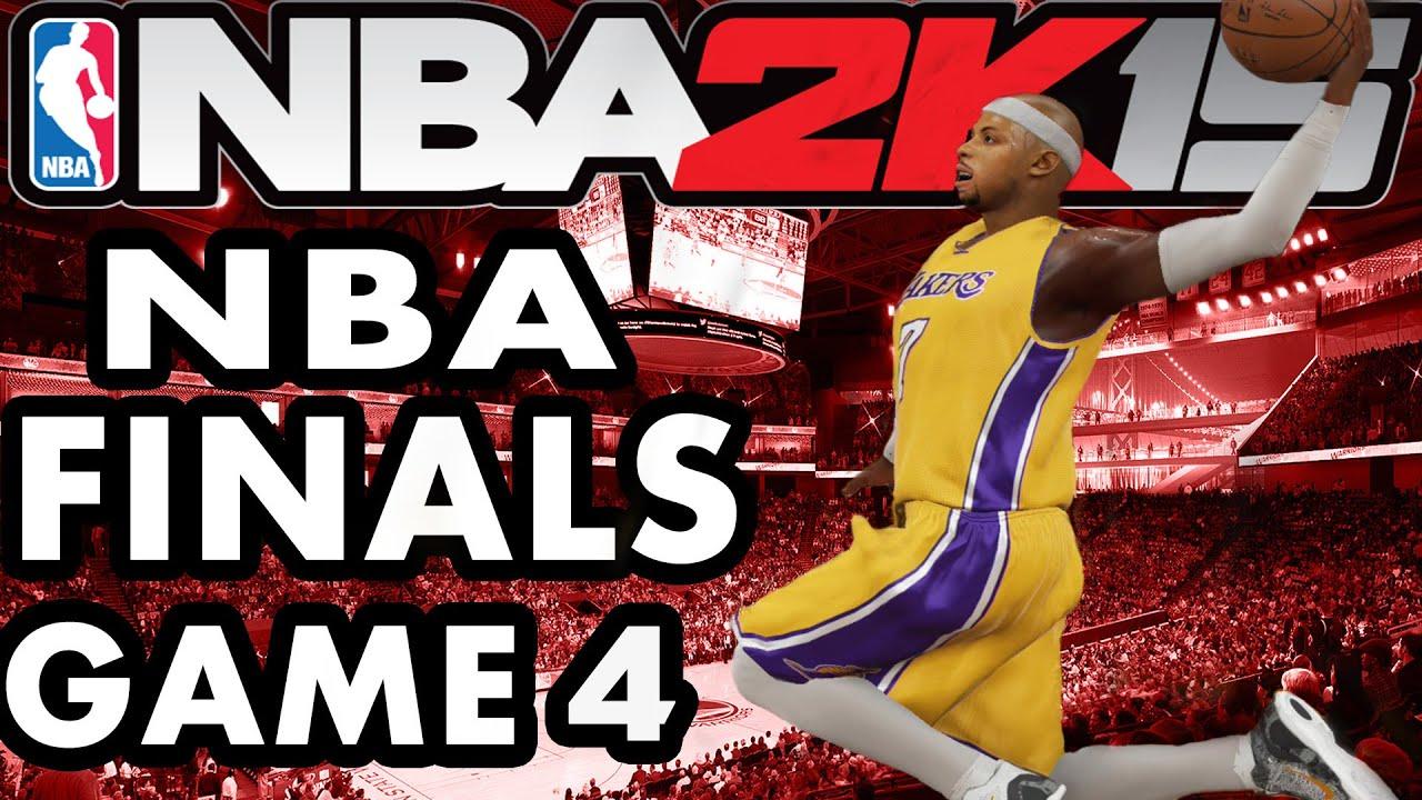 Nba 2k15 My Career Finals Mvp | All Basketball Scores Info