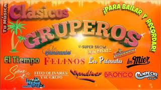 CLÁSICOS GRUPEROS (VARIOS ARTISTAS) - FULL ALBUM