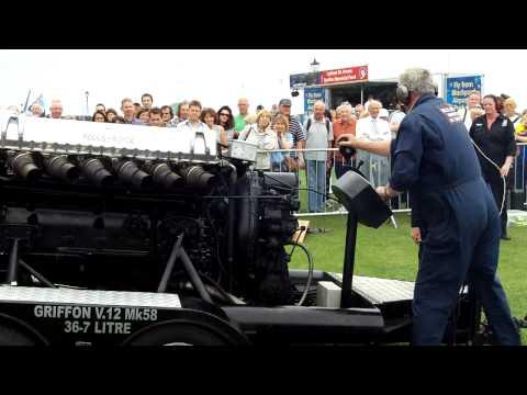 Rolls-Royce Griffon at Lytham St Annes 2011