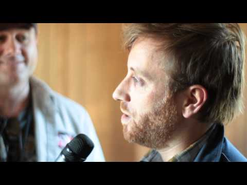 Axel and Lewis interview Dan from The Black Keys Music Midtown 2011