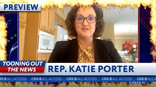 Rep. Katie Porter's controversial opinion: Dying is bad