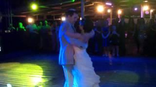 Первый танец молодоженов - Лия и Алекс