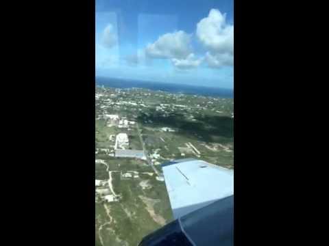 Cape air Anguilla Puerto Rico Cessna