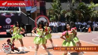 SMA Katolik Cendrawasih - Honda Jagoan Aksi Sekolah 2015