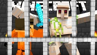 Minecraft: JAIL BREAK | LEGENDARY BOSS BATTLE!! #5