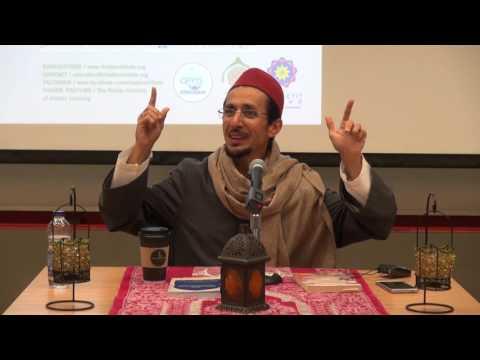 Aider et encourager - Cours 2 -  Le Livre de l'Aide de l'imam Haddad - Shaykh Hamdi Ben Aissa