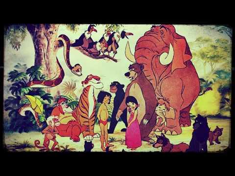 The Jungle Book (1967) - Original Motion Picture Score [No Official/Unreleased] Part 1